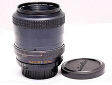 Minolta Varisoft Rokkor 85mm f/2.8 85/2.8 Manual Focus Lens For Minolta MD Mount