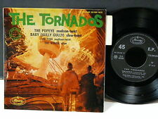 THE TORNADOS The popeye / baby ( hully gully ) .. MERCURY 126080