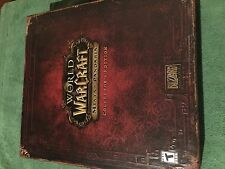 World Of Warcraft Mist Of Pandaria Collectors Edition And Guide & Extras