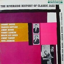 RIVERSIDE HISTORY OF CLASSIC JAZZ - PETE JOHNSON, MEADE LUX LEWIS, J. YANCEY