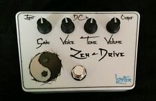 "***ZEN - DRIVE***Overdrive Pedal * Sweet ""Dumble"" Sound *Clone *"