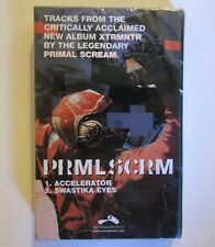 Primal Scream / Sunna Sampler Cassingle Tape Cassette New Sealed