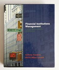 Financial Institutions Management: A Risk Management Approach by Anthony...