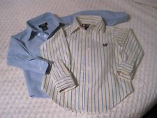 Class Club and Chaps Shirt  size 2T