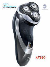 Philips Norelco AT880 Aquatec PowerTouch Wet and Dry Electric Razor NO Charger