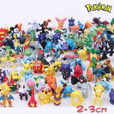 24 PCS Random 2-3cm Lovely Pokemon Monster Action Mini Pearl Figures Toys  US