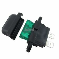 10pcs 30A Amp Auto Blade Standard Fuse Holder Box for Car Boat Truck with cover