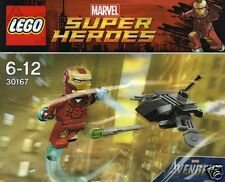 LEGO SUPER HEROES MARVEL AVENGERS IRON MAN + Drone 30167