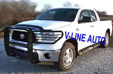 2007-2013 Toyota TUNDRA - BLACK - GRILL GUARD / BRUSH GUARD / GRILLE GUARD