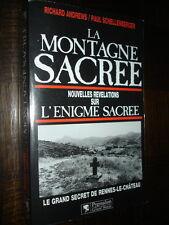 LA MONTAGNE SACREE - R. Andrews P. Schellenberger 1997 - Rennes-le-Château - b