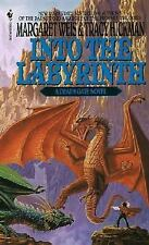 A Death Gate Novel: Into the Labyrinth 6 by Tracy Hickman and Margaret Weis (199