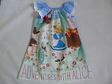 Handmade Girls *Alice in Wonderland* dress age 5-6 years