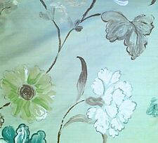 DESIGNERS GUILD Whitewell Floral Silk England Remnants New