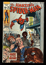 Amazing Spider-Man (1963) #99 First Print Panic in the Prison FN/VF