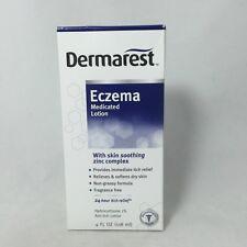 Dermarest Eczema Medicated Lotion, 4oz 363736339425X597