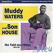 Field Recordings 1941-1942, Muddy Waters & Son House, Good Condition