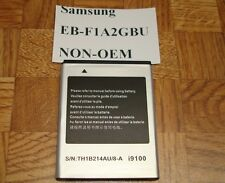 New NON OEM Samsung EB-F1A2GBU Battery for i9100 EK-GC100 EK-GC110 GC120