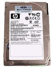 "Hewlett Packard revalidado 2.5"" Disco duro interno 146gb 10k rpm SAS 3gb/s"