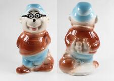 Panzerknacker Beagle Boys Walt Disney Porzellan Figur Made in Spain porcelain