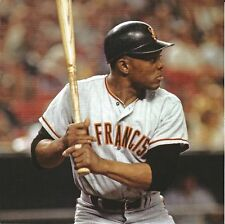 SAN FRANCISCO GIANTS WILLIE MAYS PERFECT BATTING STANCE WAITS FOR THE PITCH