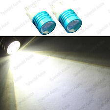 2 PCS Xenon White CREE 3156 3157 3757 4114 4157 LED Daytime Running Light Bulbs