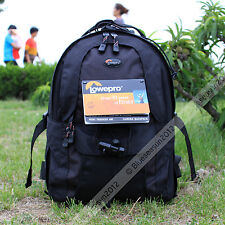 New Lowepro Mini Trekker AW DSLR Camera Photo Bag Backpack & All Weather Cover