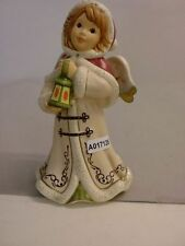 +# A017126 Goebel Archiv Muster Engel Angel mit Laterne Lamp 41-370