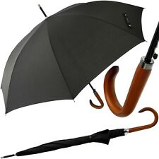 pierre cardin Regenschirm (Rundgriff) Stockschirm Lang-Schirm Umbrella Long neu