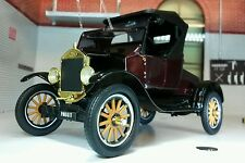 G LGB 1:24 Scale Ford Model T Runabout Vintage Car Railway Diecast Motormax