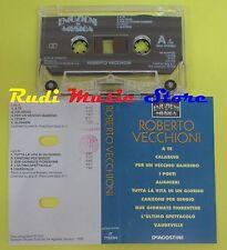 MC ROBERTO VECCHIONI Emozioni in musica 1992 italy DeAGOSTINI cd lp dvd vhs