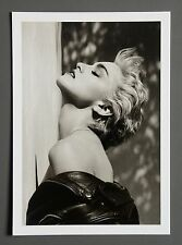 Herb Ritts Limited Edition Photo 17x24cm Madonna Hollywood USA 1986 B&W Portrait