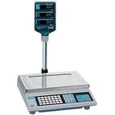 CAS AP-1-30, NTEP approved Price Computing Scale, 30 lbs x 0.01 lbs