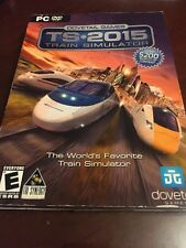 Train Simulator 2015 (PC) SEALED
