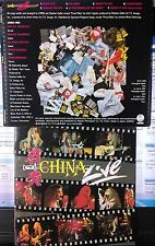 China - Live (CD, 1991, Nippon Phonogram, Japan) RARE