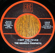 "* * BARGAIN! GEORGIA PROPHETS NORTHERN SOUL ""I GOT THE FEVER"" UNPLAYED MINT 45!!"
