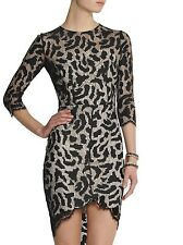LOVER THE LABEL TIGER BODYCON DRESS FROM NET A PORTER UK 8 / 10 RRP £780