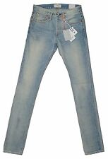 "JACK SPADE 7-Year Wash BT-02 Jeans Slim Selvage Denim 28"" USA $298"