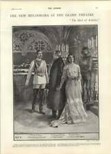 1902 The Heel Of Achilles Fred Terry Julia Neilson Serbian Dynasty Karageorgeovi