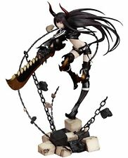 Used In Box GSC Black Rock Shooter Black Gold Saw Animetion Ver. 1/8 Figure