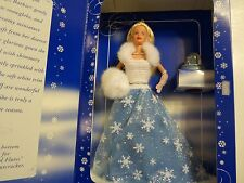1999 Special Edition Snow Sensation Barbie Doll With Musical Snow Globe - NRFB !