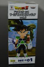 DRAGON BALL Z WCF Vol. 0 BARDOCK FIGURA NUEVA NEW FIGURE