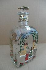 Molto decorativo Natale Bottiglia Christmas Bottle Holmegaard XX