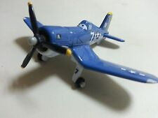 Mattel Disney Pixar Planes No.7 Skipper Diecast Metal Toy Plane Loose New