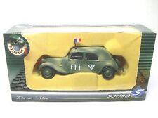 Citroen 11 B FFI (colori mimetici) Esercito