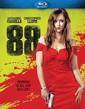 88 [Blu-ray], Very Good DVD, Jesse McCartney, Kyle Schmid, Michael Ironside, Chr