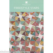 Quilt Pattern ~ FREESTYLE STARS ~ by Missouri Star Quilt Co.