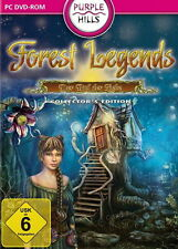 Forest Legends: Der Ruf der Liebe - Collector's Edition (PC, 2014, DVD-Box)