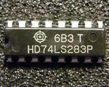 10x HD74LS283P 4-bit Binary Full Adder, Hitachi