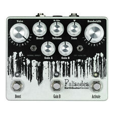 EarthQuaker Devices Palisades Mega Ultimate Overdrive Distortion Brand New