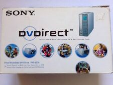 Sony DVDirect VRD-VC10 Video Recordable DVD Drive